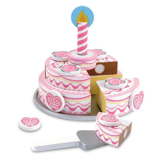 Melissa & Doug – Triple Layer Party Cake
