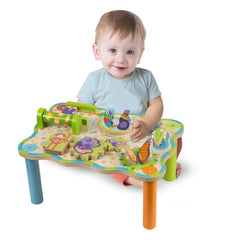 Melissa & Doug - First Play Jungle Activity Table
