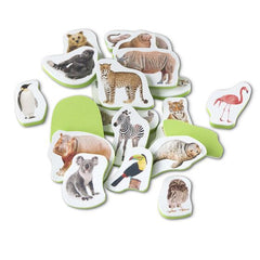 Melissa & Doug – Tub Stickables Wild Animals