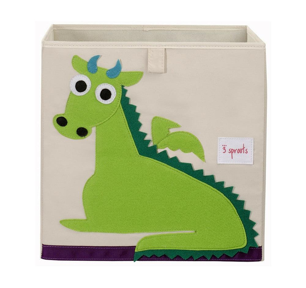 3 Sprouts - Caja Organizadora Green Dragon