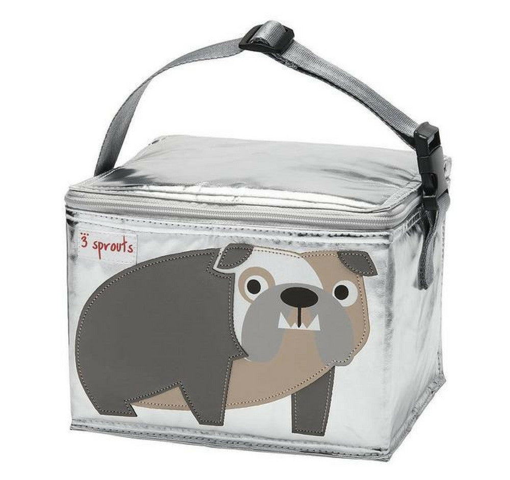 3 Sprouts – Lunch Bag Bulldog