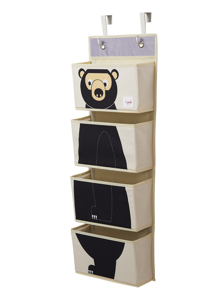 3 Sprouts - Organizador de Pared Oso