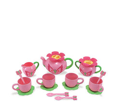 Melissa & Doug – Butterfly Tea Set