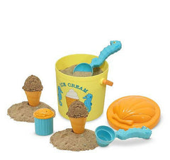 Melissa & Doug – Seaside Sand Ice Cream Set
