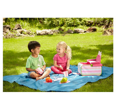 Melissa & Doug – Cutie Pie Butterfly Picnic Set