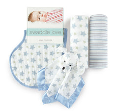 Aden+Anais - Kit de regalo Prince Charming
