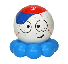 Cloud B - Sky Globes Silly Sports - Baseball