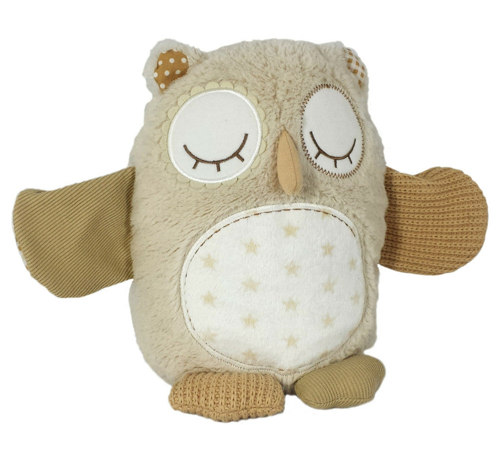 Cloud B - Peluche Musical Nighty Night Owl - Smart Sensor