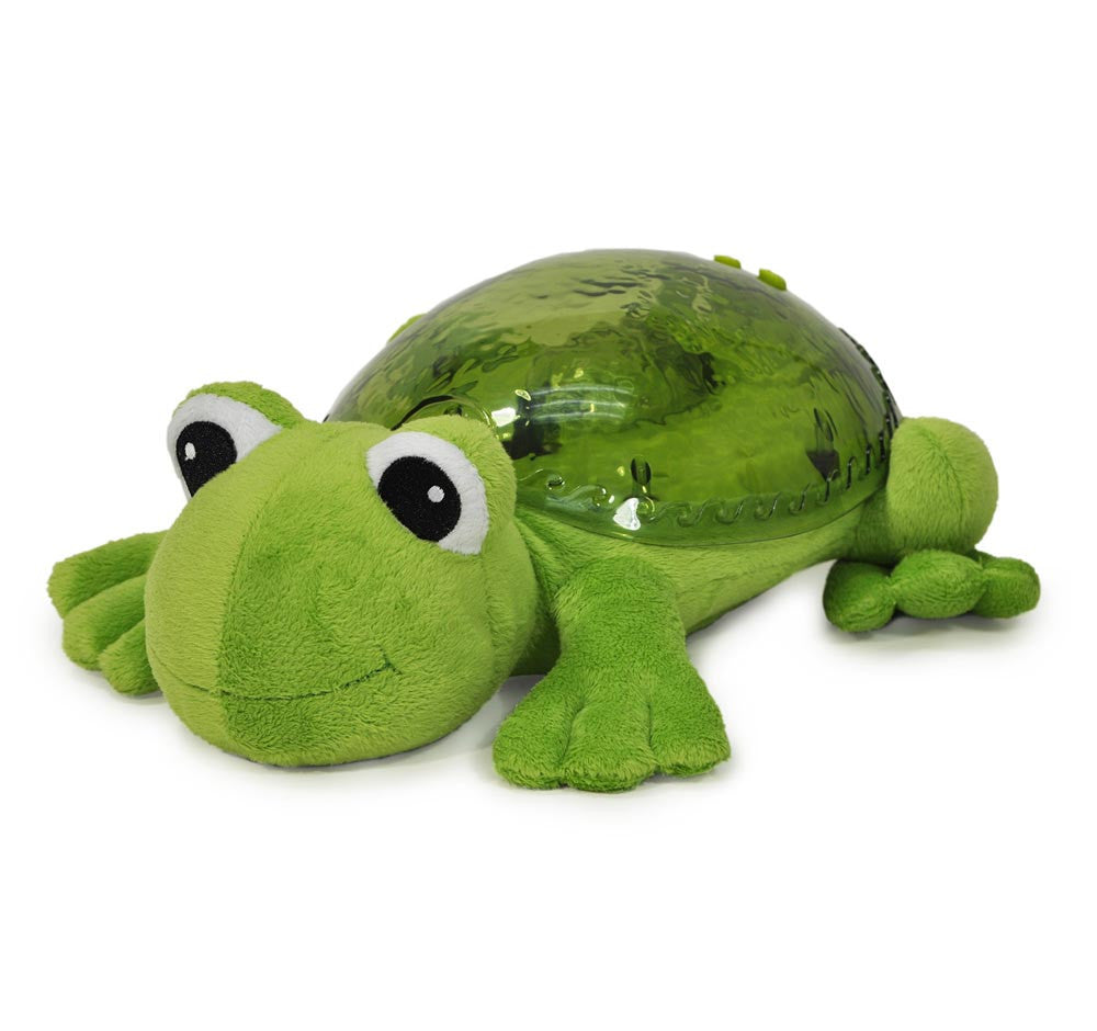 Cloud B - Peluche Luminoso y Musical - Tranquil Frog