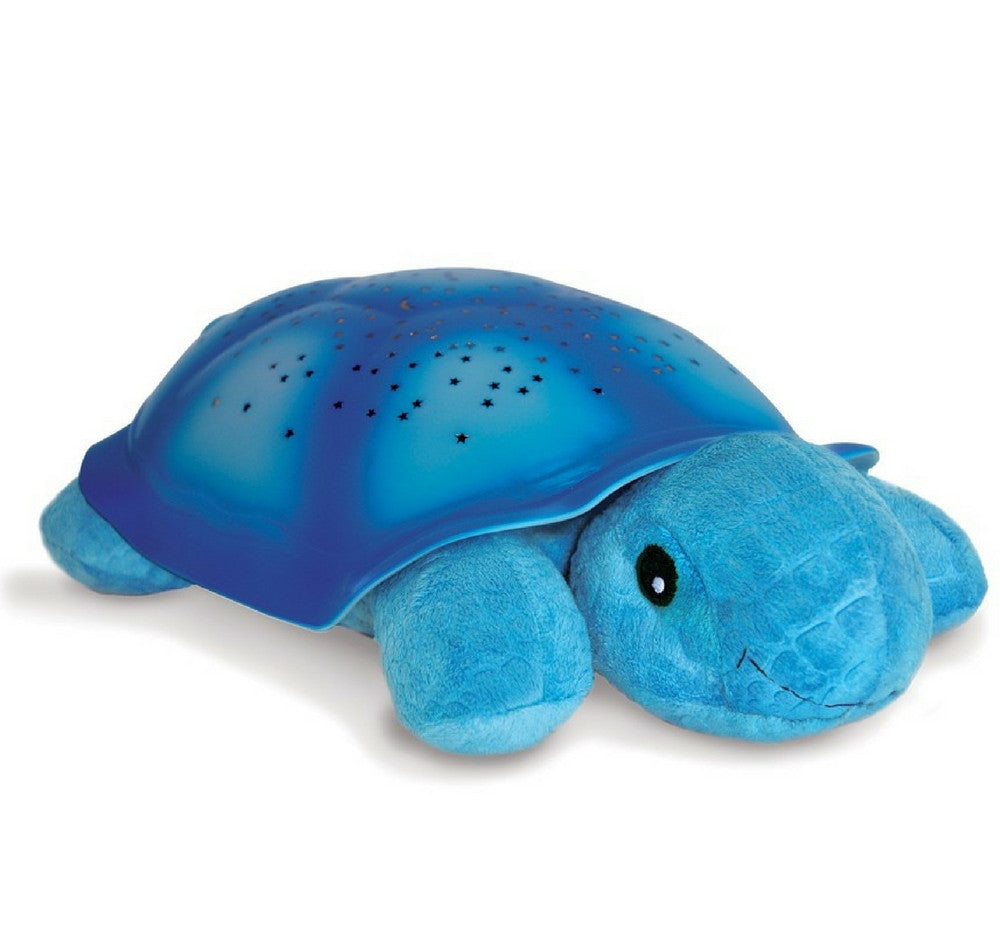Cloud B - Peluche Luminoso Twilight Turtle Blue