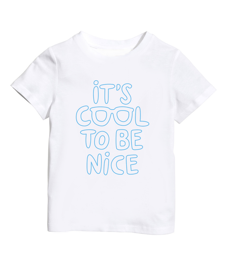 Matea & Daniel - Tshirt Its Cool to be Nice
