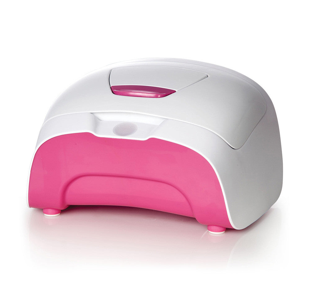 Prince Lion - Wipes Warmer Pink