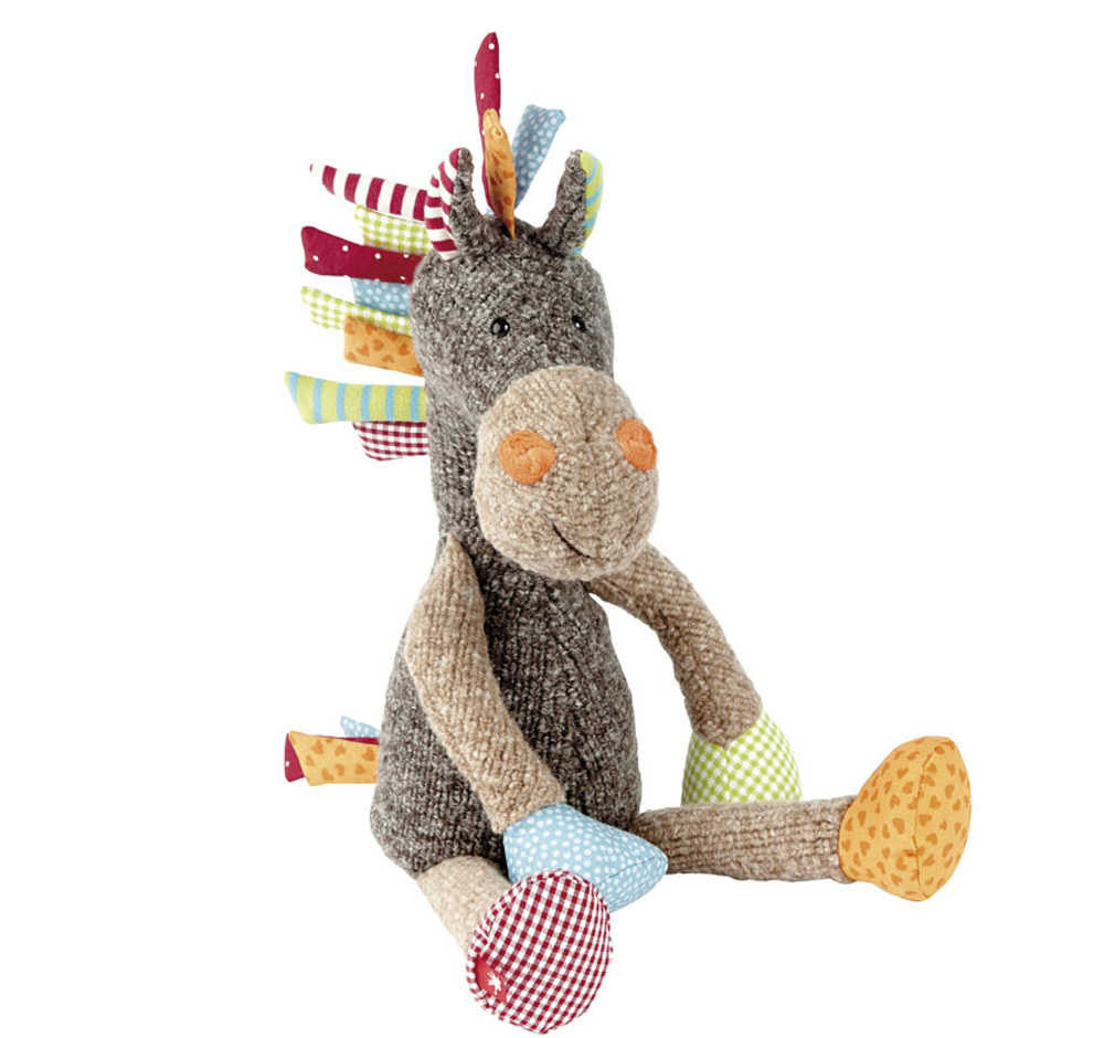 Sigikid - Peluche Blando Horse Sweety Collection