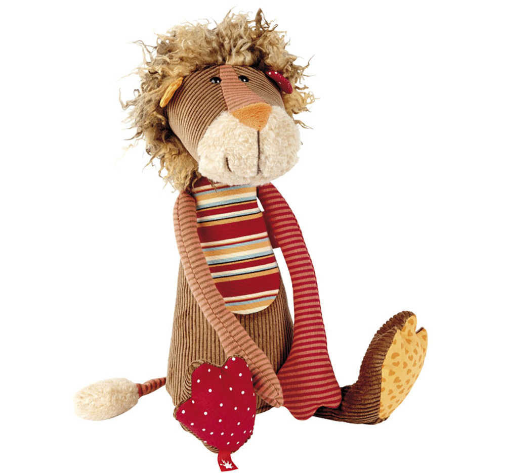 Sigikid - Peluche Blando Lion Sweety Collection