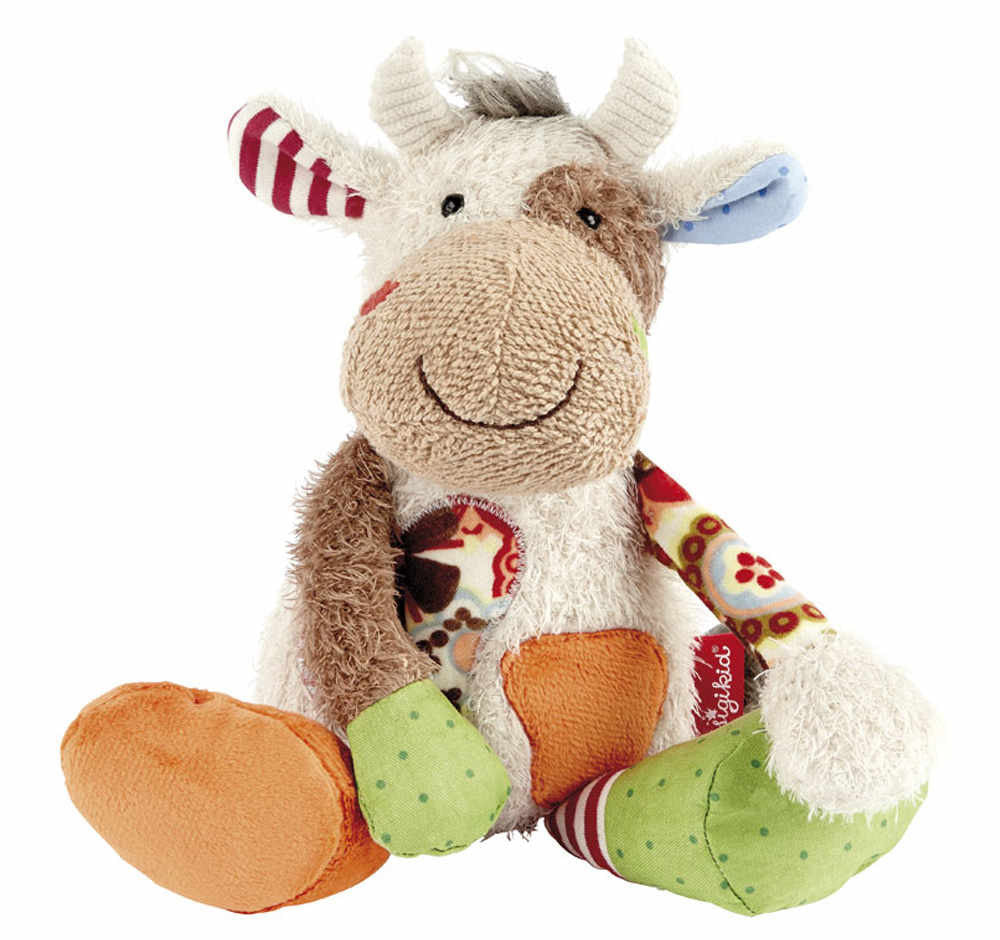 Sigikid - Peluche Blando Cow Sweety Collection