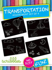 Imagination Starters – Mantel Transportes