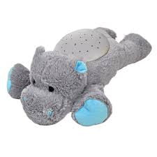 Cloud B - Peluche Luminoso Hippo