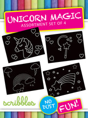 Imagination Starters – Mantel Unicornio