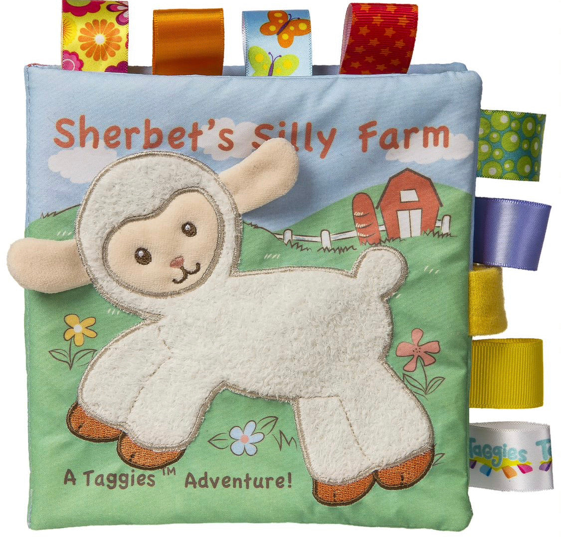 Taggies - Sherbet Lamb Soft Book