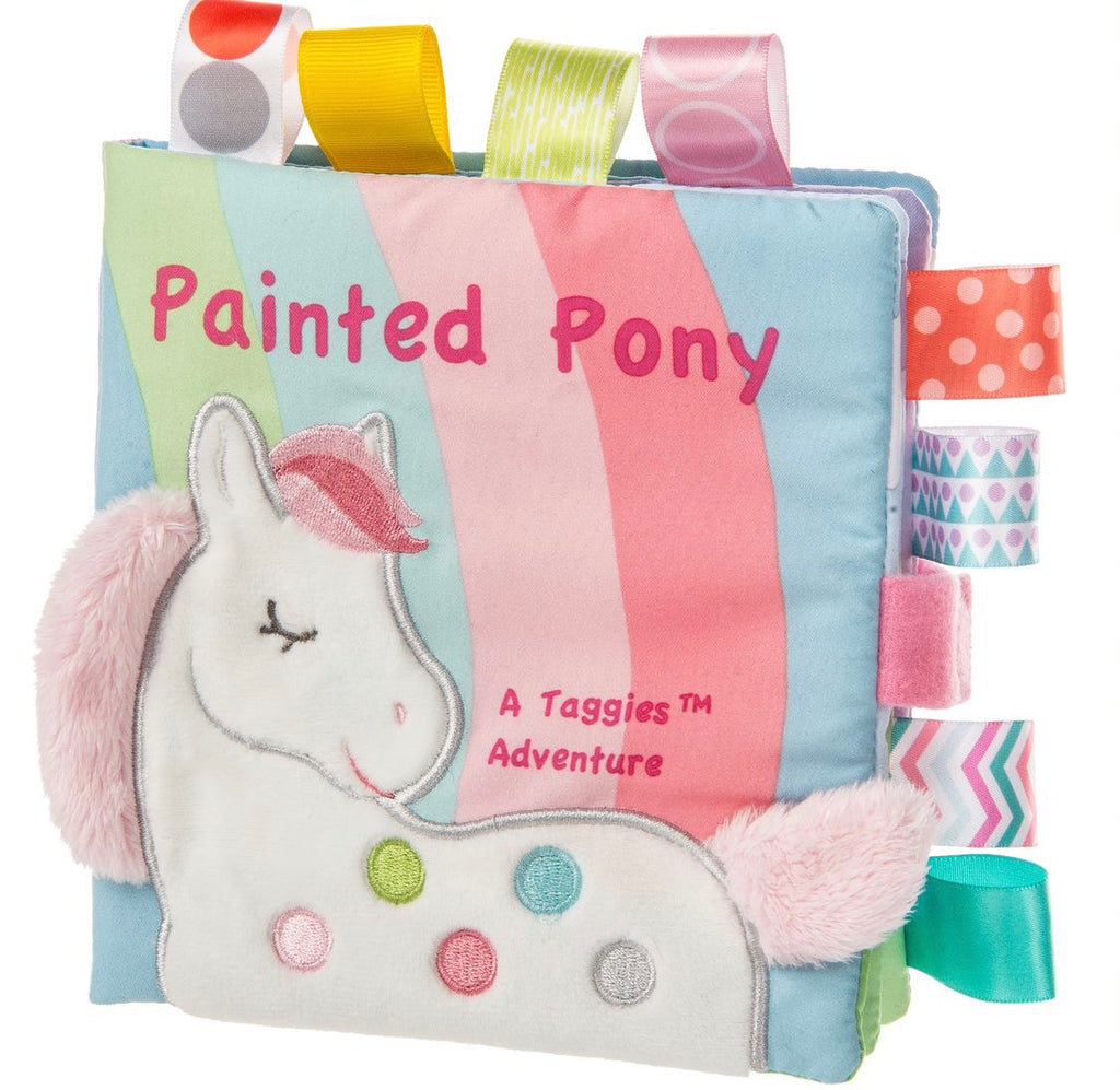 Taggies - Painted Pony Soft Book