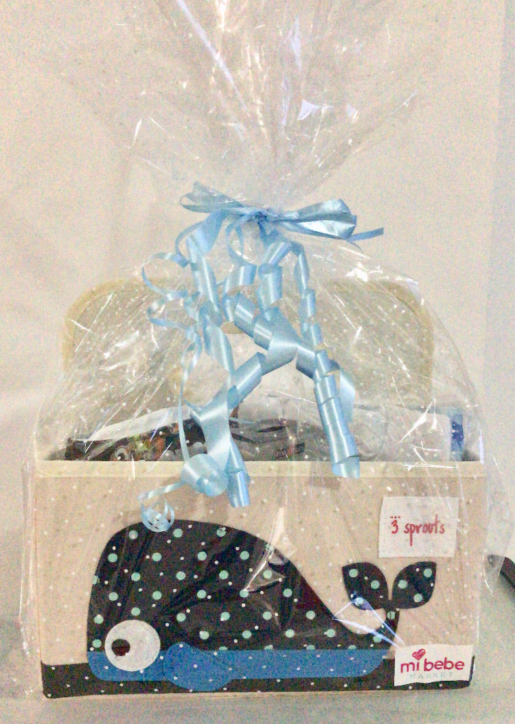 Gift Basket - It´s a boy