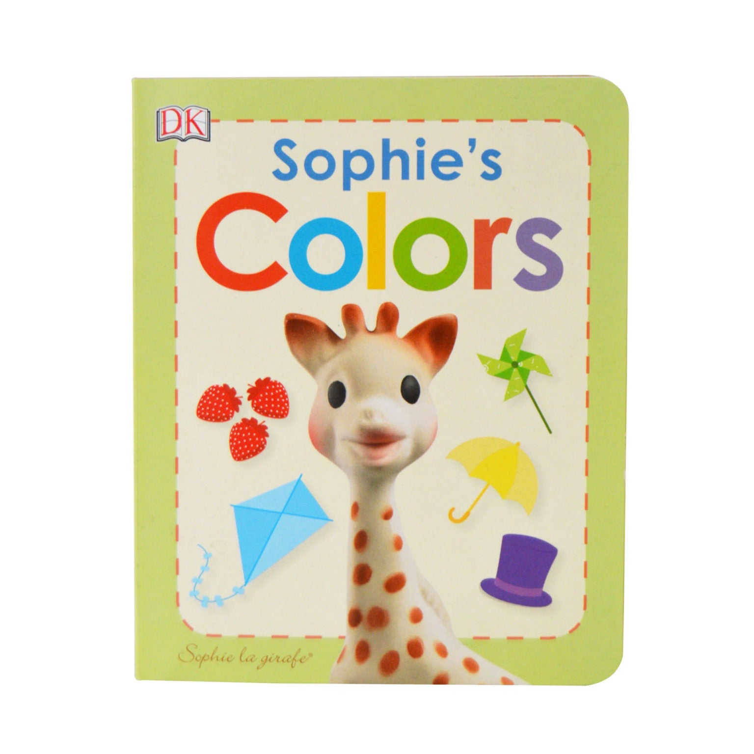 Sophie La Girafe - Colors Book