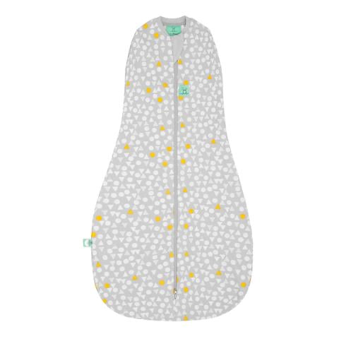 ErgoPouch - Swaddle/ Saco de Dormir Triangles Grey