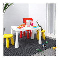 Children white table ikea
