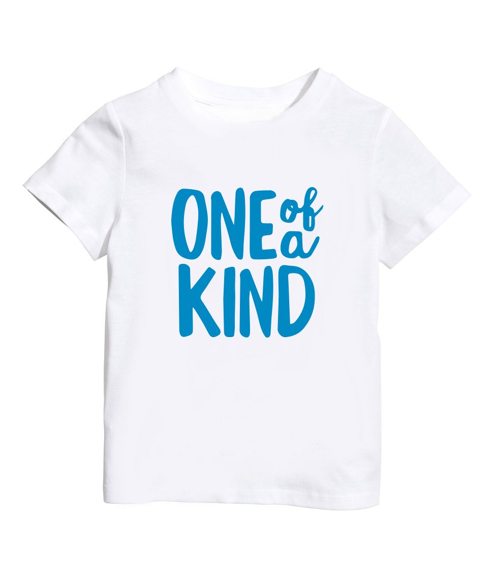 Matea & Daniel - Tshirt One of a Kind