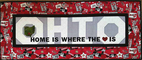 Kits tagged Ohio State Quilt Kits | Creations SewClever : ohio state quilt kits - Adamdwight.com