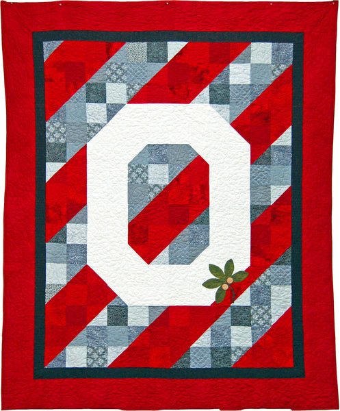 Kits Taggedohio State Quilt Kits Creations Sewclever
