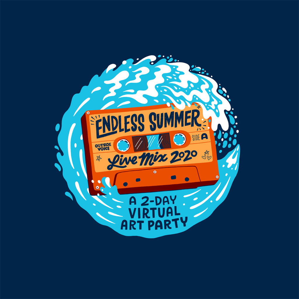 Endless Summer 2020 T-shirts