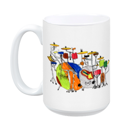 Epic Drums mug