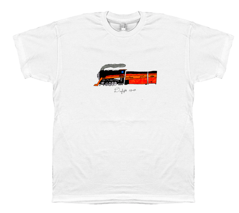 Daylight Limited Steam Engine t-shirt