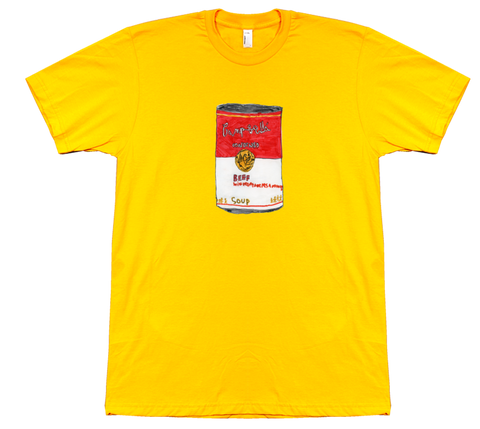 Can of Beef Soup t-shirt