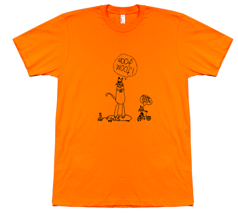 Skateboarding Dog and Cats t-shirt