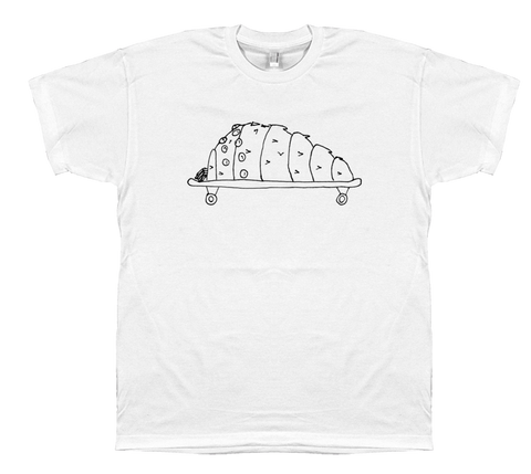 Skateboarding Ohm t-shirt