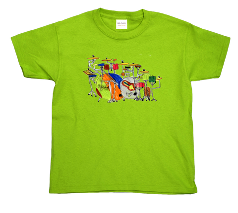 Epic Drums youth t-shirt
