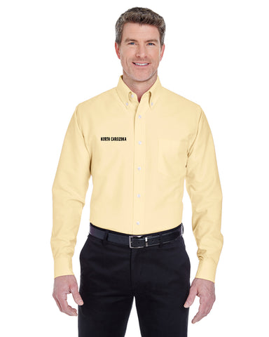 Classic Wrinkle-Resistant Long-Sleeve Oxford