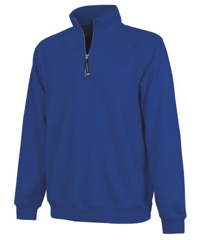 Monogrammed Quarter Zip Pullover - Offered in Multiple Colors!