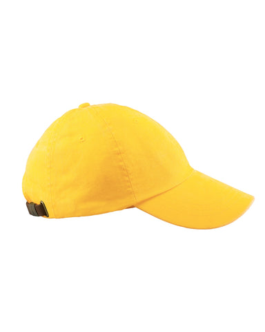 Embroidered Optimum Pigment-Dyed Cap