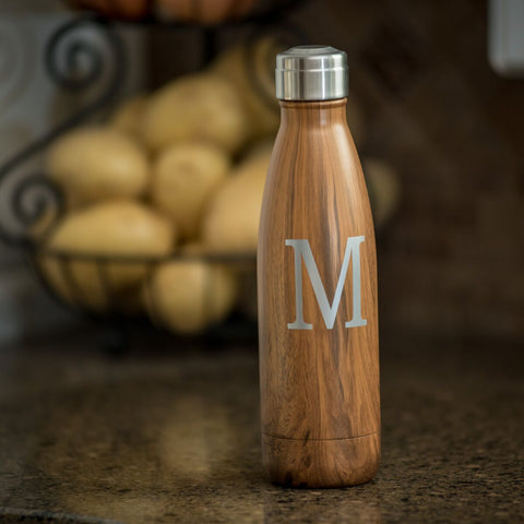Stainless Insulated Water Bottle in Three Colors