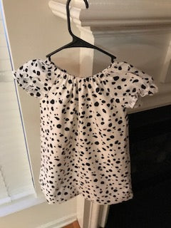 Spotted Dog Everyday Dress