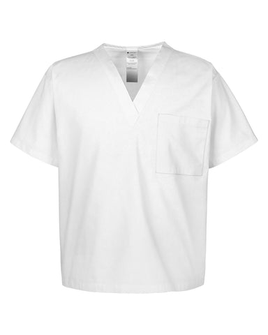 Embroidered Adult Restore 4.9 oz Scrub Top