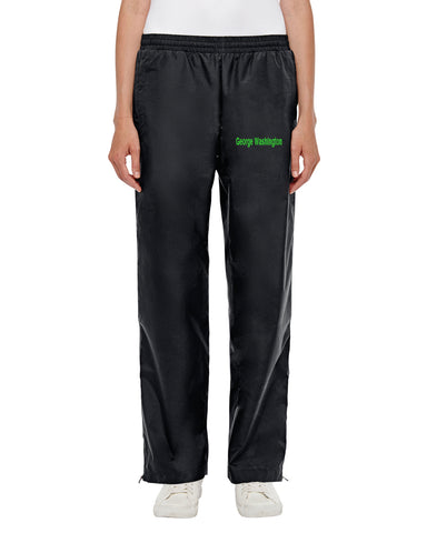 Embroidered Conquest Athletic Woven pant