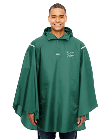 Adult Stadium Packable Poncho