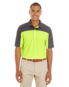 Colorblock Performance Pique Polo