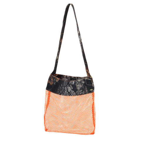 Monogrammed Shell Collecting Tote