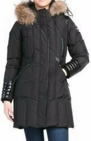 OXYGEN TAMARA <br>50% Duvet avec Vraie Fourrure<br>Manteau d'hiver|OXYGEN TAMARA<br>50% Down with Genuine Fur<br>Winter Coat