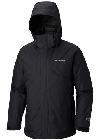 COLUMBIA Element Blocker II<br>Fibres Polyester<br>manteau d'hiver <br>Noir|COLUMBIA Element Blocker II<br>Polyster fibres<br>Winter coat <br>Black